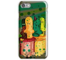 four big noose  iPhone Case/Skin
