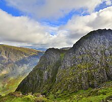 The Lake District: Big Stack on Haystacks by Rob Parsons