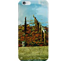 Dock of the Bay iPhone Case/Skin
