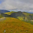 The Lake District: Heading to Hopegill Head by Rob Parsons