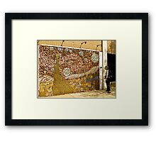 Starry Night Reinterpreted Framed Print