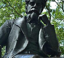 Charles Dickens  by jayteez