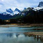 3 Sisters in Alberta by Yukondick