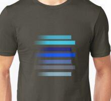 Blue Stripes Unisex T-Shirt