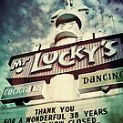 Mr. Lucky&#x27;s by Jeff Clark