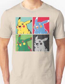 Warhol Pikachu T-Shirt