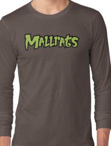 Mallrats Logo  Long Sleeve T-Shirt
