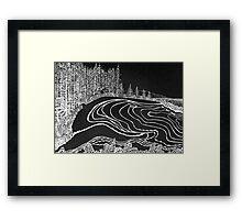 Emily Bay 3 Framed Print