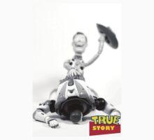 True Story - Rider Woody by Cycling John