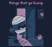 Things that go bump in the night by chrisgchadwick