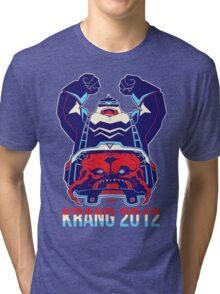 Krang - 2012 Tri-blend T-Shirt