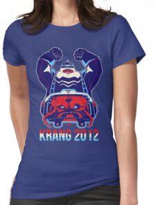 Krang - 2012 Womens Fitted T-Shirt