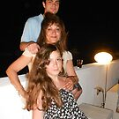 Michael. Sophie and Suzanne  by Suzanne German