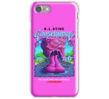 Goosebumps The Blob That Ate Everyone  iPhone Case/Skin