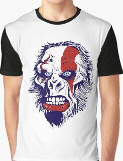 Gorilla War Graphic T-Shirt