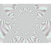 Kaleidoscope Web Photographic Print