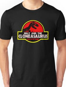 Billy and the cloneasaurus - The Simpsons Cartoon Unisex T-Shirt
