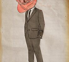Mr Pink by Loui  Jover