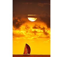 6:00 PM Hawaii Time Photographic Print