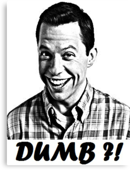 Dumb ?! by mboro