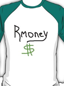 Mitt Romney Rmoney  2012 T-Shirt