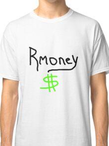 Mitt Romney Rmoney  2012 Classic T-Shirt
