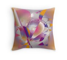 Dazzling Brightness Throw Pillow