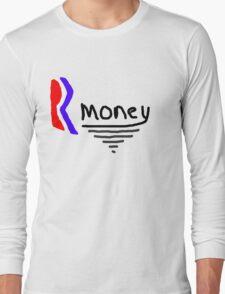 Mitt Romney also Rmoney  2012 Long Sleeve T-Shirt