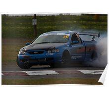 Australian Drift GP - Mallala Pt.19 Poster