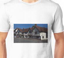 The Swan, Lavenham ( 16:9 version ) Unisex T-Shirt