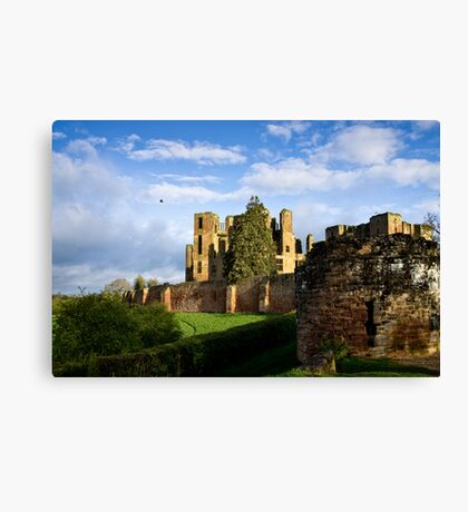 The Rook of Kenilworth Castle - Britain Canvas Print