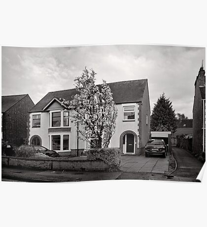 Pleasant Street - Kenilworth - Britain Poster