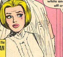 Menswear by The 1975 Comic Sticker