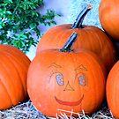 Pumpkin Smile by Rosalie Scanlon
