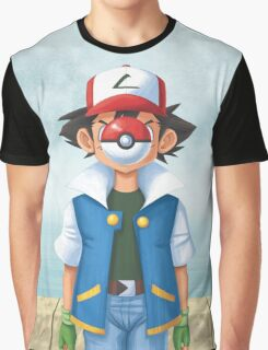 The Son of PokeMAN Graphic T-Shirt