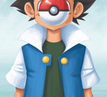 The Son of PokeMAN Sticker