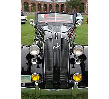 '37 Grahram Roadster Photographic Print