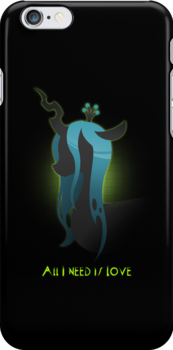 Queen Chrysalis by Cow41087