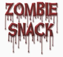 Zombie Snack by nettraditions