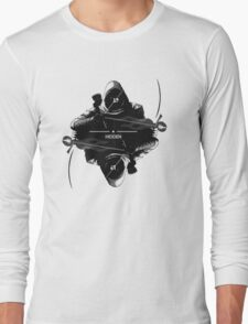 HIDDEN (Thief/Skyrim Mashup) Long Sleeve T-Shirt