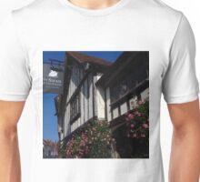 The Swan, Lavenham ( 1:1 version ) Unisex T-Shirt