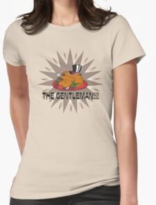 """How I met your mother """"the Gentleman"""" Womens Fitted T-Shirt"""