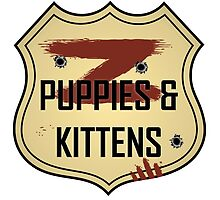 Puppies & Kittens Z Nation by jamiechall
