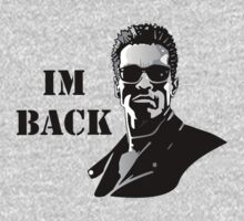 Arnold Schwarzenegger - Im Back by rams17