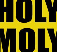 HOLY MOLY Sticker