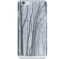 Winter mood iPhone Case/Skin