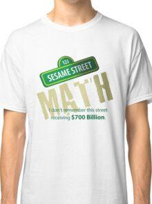 Sesame Street Math Classic T-Shirt
