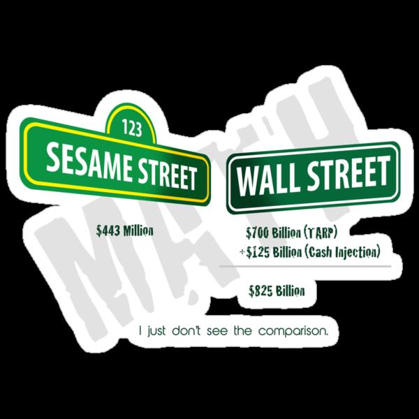 Sesame Street Math by vjewell