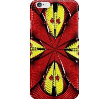 Red Venom 1 iPhone Case/Skin