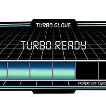 Turbo Kid Power Glove by jamiechall